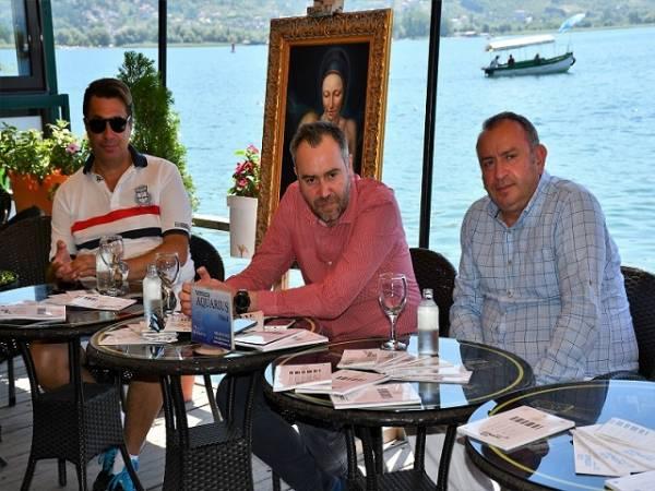 Драган Спасески Охридски одбележува три децении уметничка дејност