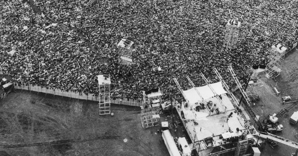 50 години Вудсток, фестивалот што обележа цела една генерација