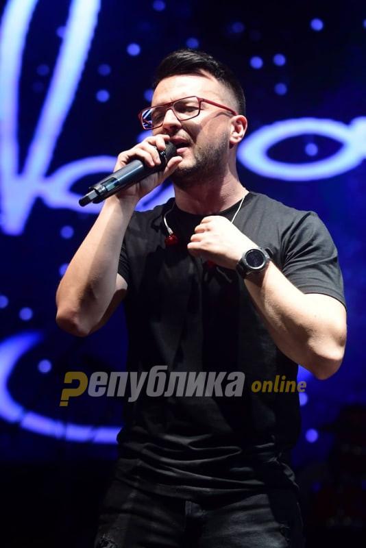 """Влатко Лозаноски со одличен концерт на """"Билјанини извори"""""""