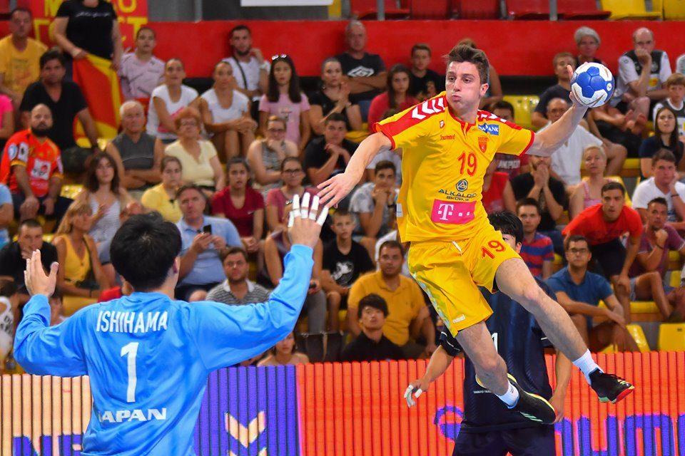 Висок и убедлив пораз на македонските кадети од Јапонија на СП
