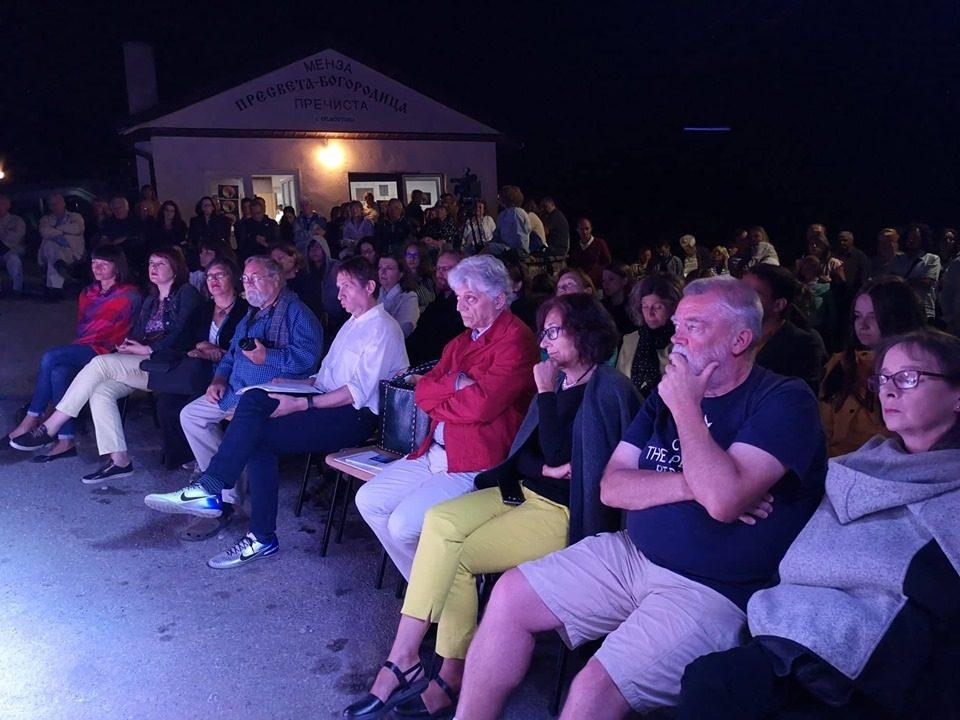 Три вечери во Велестово со многубројна публика и гости од Ирска и Бугарија се славеше уметноста