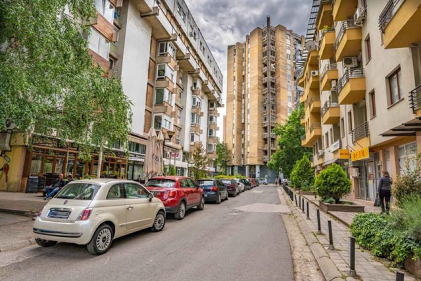 Од 9 август паркинг кај Дом на градежните 250 денари час
