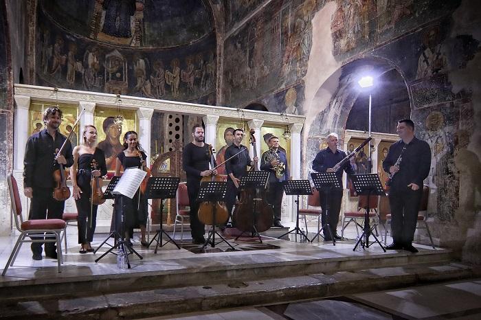"""Илин Диме Димовски, контрабасист во """"Игњац Фукс"""": Со големо задоволство го изведовме Октетот од Шуберт"""