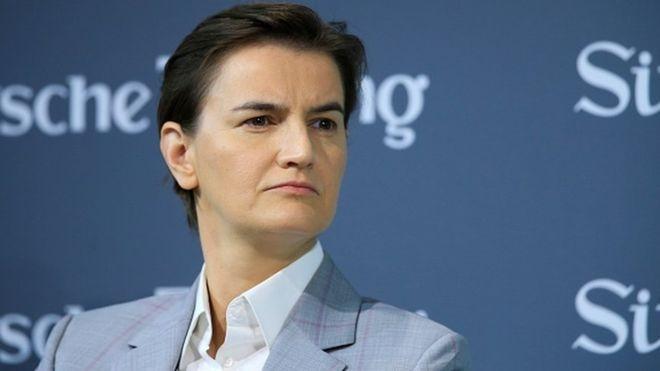 Брнабиќ: Одлуката на опозицијата да не учествува на изборите е неодговорна