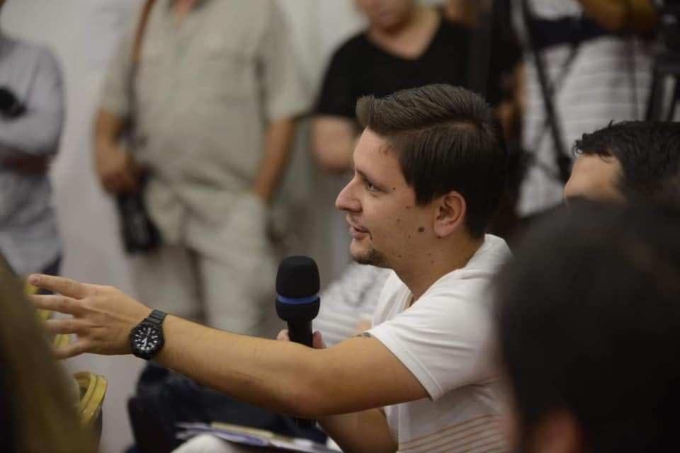 Фуркан Салиу: На ОЈО им е криво што исказот на Камчев не го објави медиум близок до нив