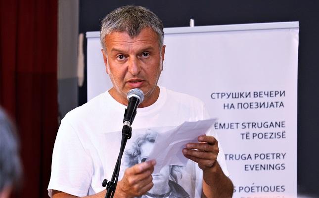 """Јовица Ивановски е добитник на наградата """"Браќа Миладиновци"""" на СВП"""