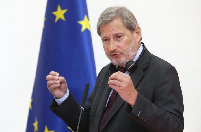 Хан: Дијалогот Србија-Косово е клучен елемент за ЕУ перспективата на регионот