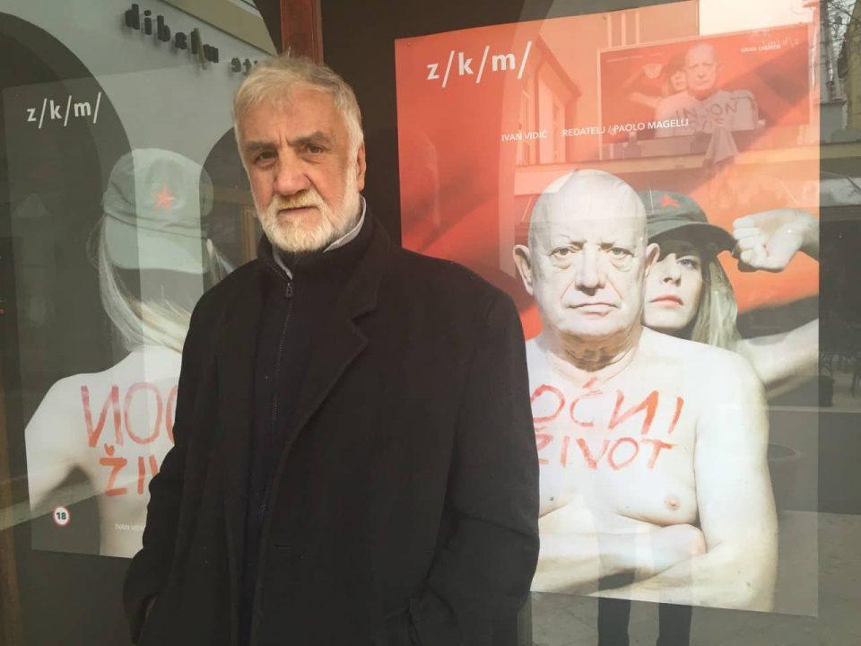 "Љупчо Константинов е добитник на наградата ""Голема ѕвезда на македонскиот филм"" на ДФРМ"