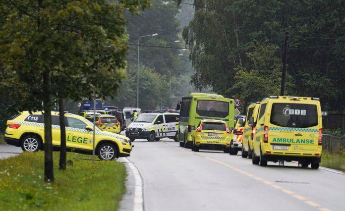 Нападот на џамијата во Осло полицијата го третира како обид за тероризам