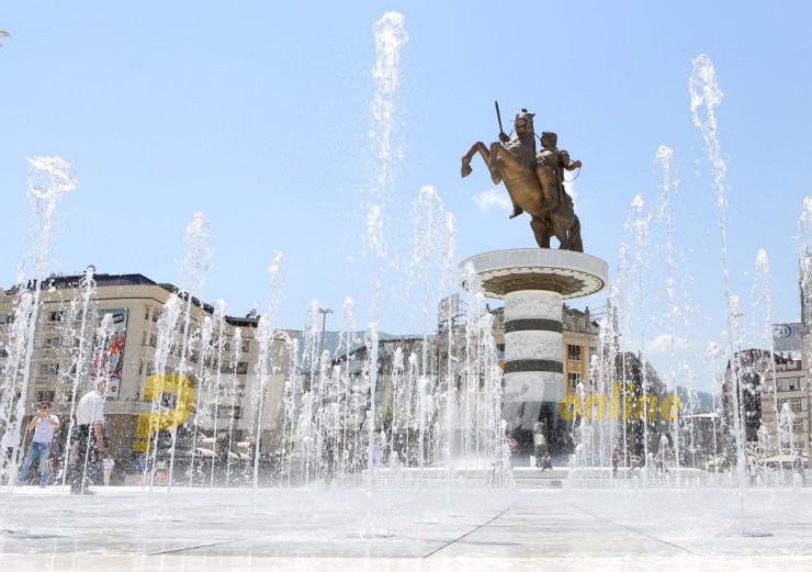 Ако ова лето ви беше пеколно, видете што го очекува Скопје до 2065 година