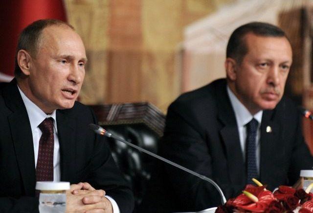 Ердоган в четврток во Москва, се очекува средба со Путин