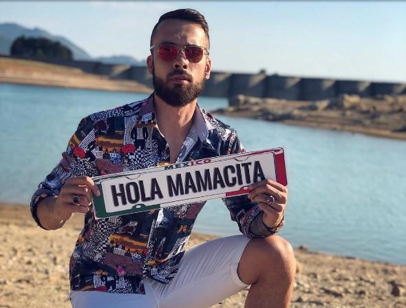 """Стефан Лазаров почна ново поглавје во кариерата: """"Hola mamacita"""" е неговата прва песна"""