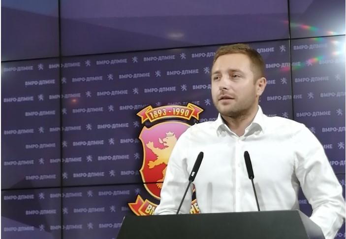 Арсовски: Нит Наќе Чулев ви е крив за лошо менаџирање, нит па ќе успеете да си го исперете неуспехот!
