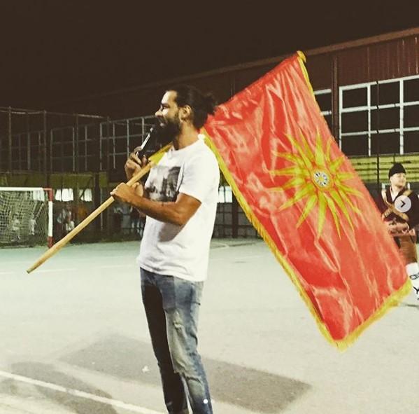 """""""Некст тајм"""" со знамето од Кутлеш настапија во Охрид"""