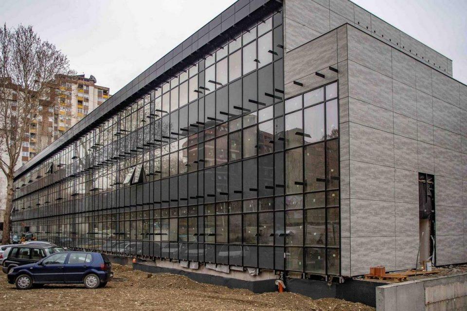 """Киро Глигоров"", Капиштец добива ново училиште"