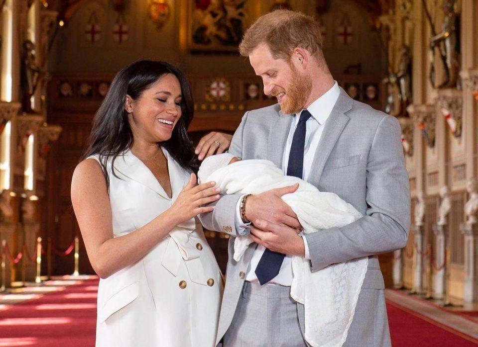 Чии гени се посилни: Откриено е на кого личи синот на принцот Хари