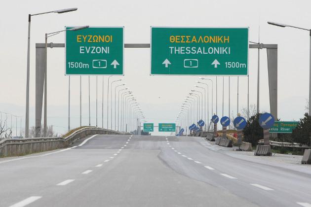 Нови прописи за возачите во Грција, казни и до 3.000 евра