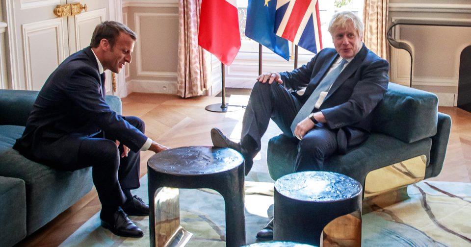 Излезе селското од англискиот премиер