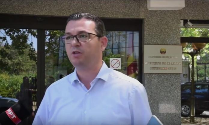 Трипуновски до Атанасов: Поднесете си оставка!