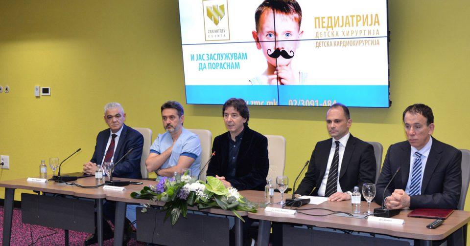 """Никој од тимот на детската кардиохириругија во """"Жан Митрев"""" нема најавено оставки, велат од МЗ"""