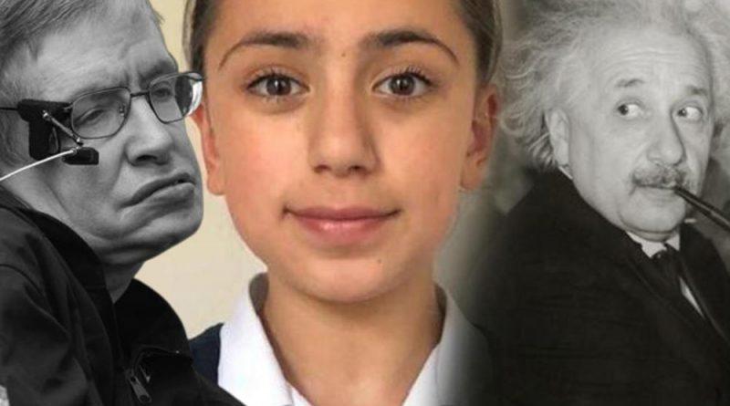 Попаметна од Ајнштајн и Хокинг, најпаметна на светот