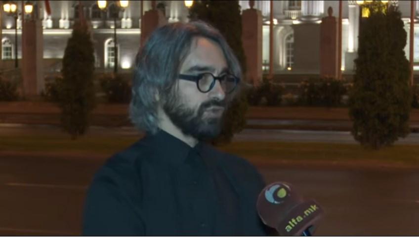 Апасиев: Погребот на СЈО е погреб на власта