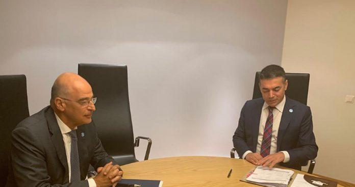 Јасно му кажав на Димитров дека Грција ќе инсистира на строго спроведување на Договорот
