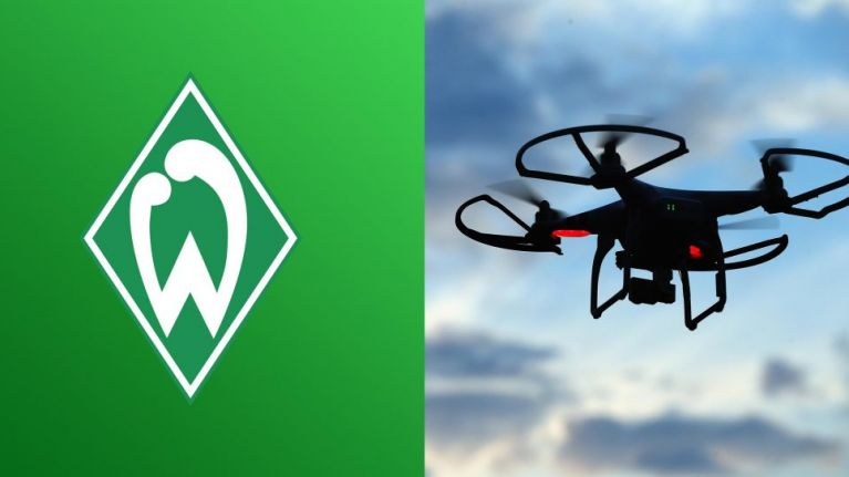 Аналитичар од Вердер шпионирал тренинг со дрон