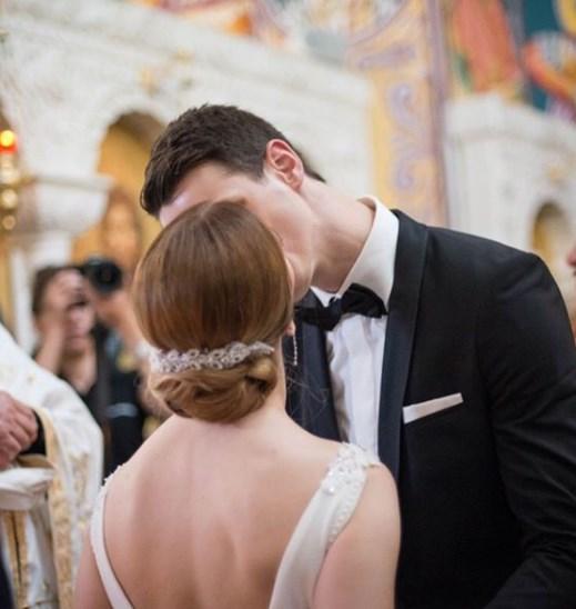 Македонскиот репрезентативец во улога на младоженец