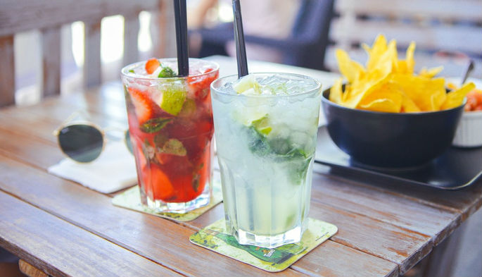 Студен пијалок за спас од летните горештини