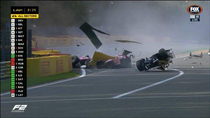 Млад пилот од Формула 2 го загуби животот