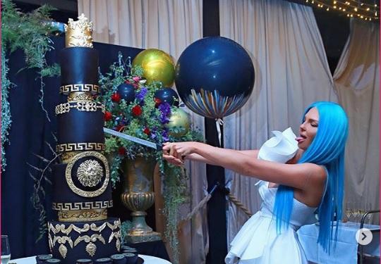 Познатите на роденден кај Јелена Карлеуша, и Душко присутен