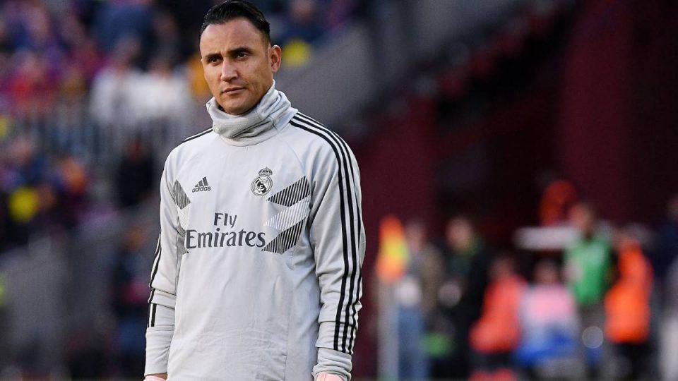 Навас поднел барање да си замине од Реал Мадрид