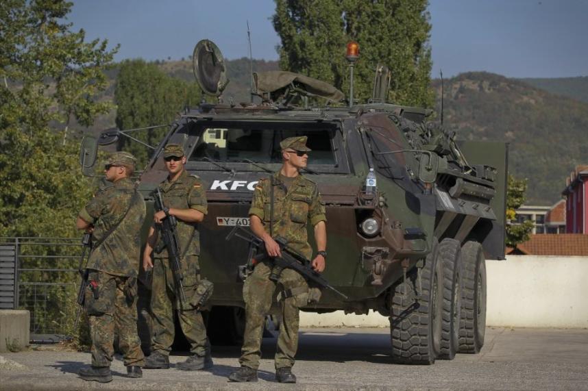 КФОР најави воени вежби на Косово