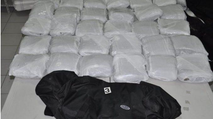 Запленети 1,3 тони кокаин во полицииска акција во село Крушопек