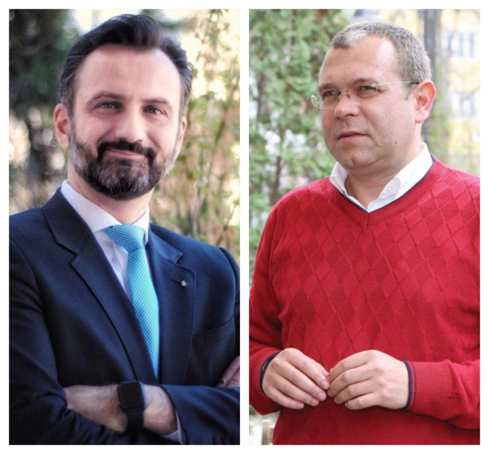 Колемишевски и Наумов ќе се ротираат во Економија и во Банката за развој
