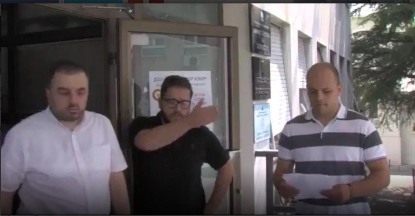 Новиот потпретседател на СДСМ брка новинари од Министерство за здравство
