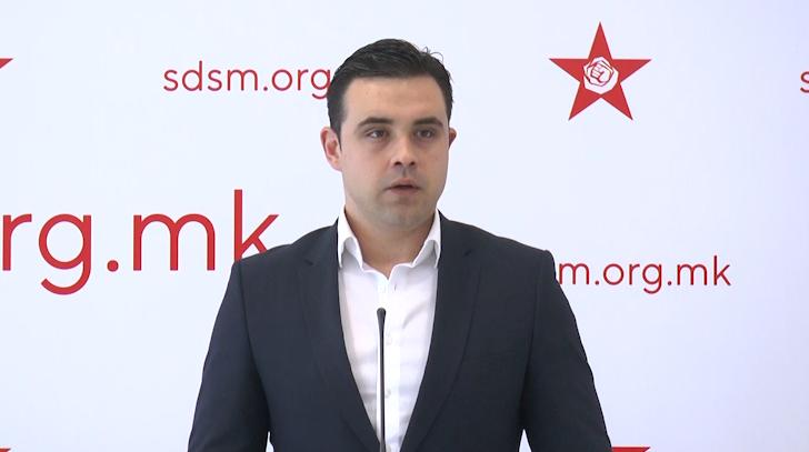 Костадинов: Ги поддржуваме истражните органи да продолжат со истрагата