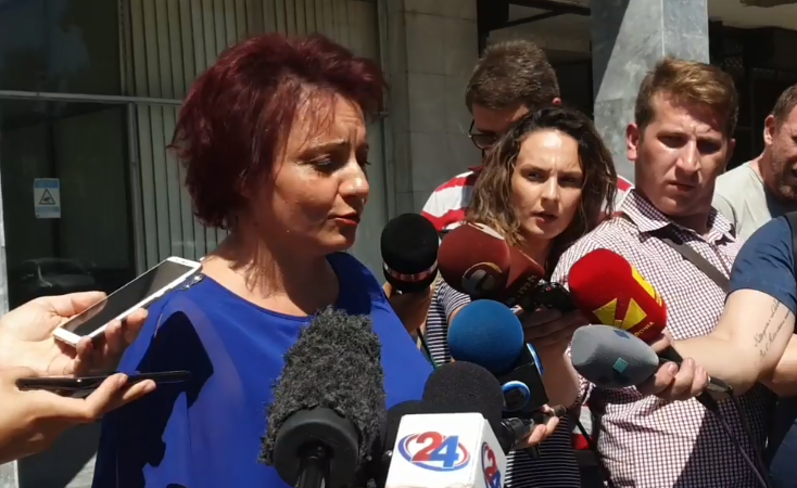 Лиле Стефанова: Се што имав да кажам, се кажав