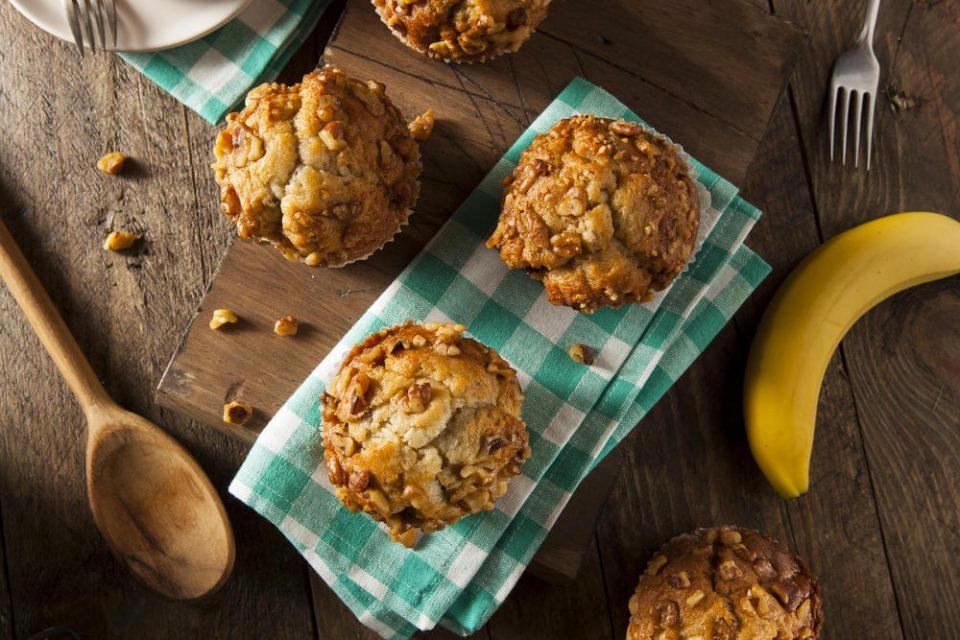 Десерт кој не дебелее – здрави мафини од 3 состојки