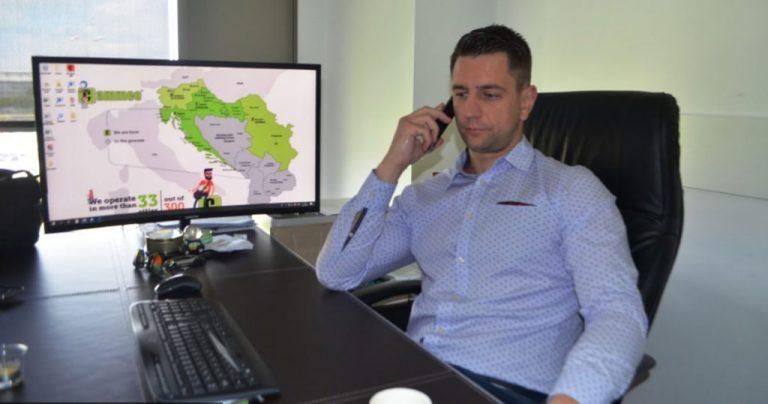 Македонец сопственик на најголемата такси-компанија во Хрватска