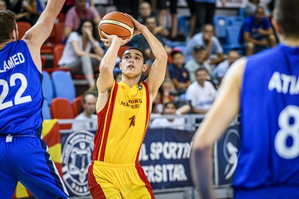 Македонија поразена во полуфиналето, против Чешка ќе игра за место во А-дивизија