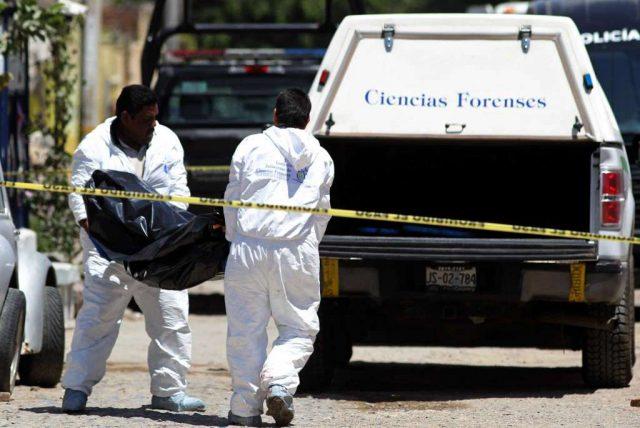 Осум убиени во Мексико