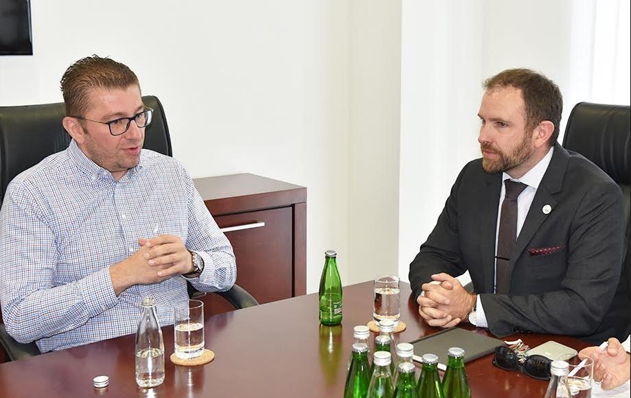 Мицкоски – Паун: Граѓаните се разочарани од коруптивните скандали и вмешаноста на власта и СЈО