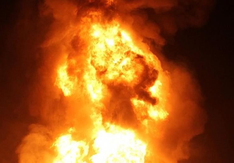 Приведен жител на Зајас, запалил бандера на ЕВН