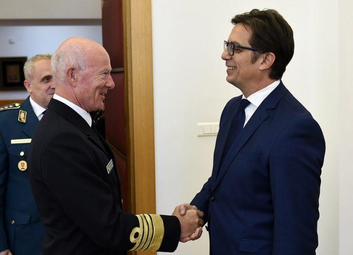 Пендаровски – Брун-Хансен: Со идното членство во НАТО се засилуваат можностите за соработка со Норвешка