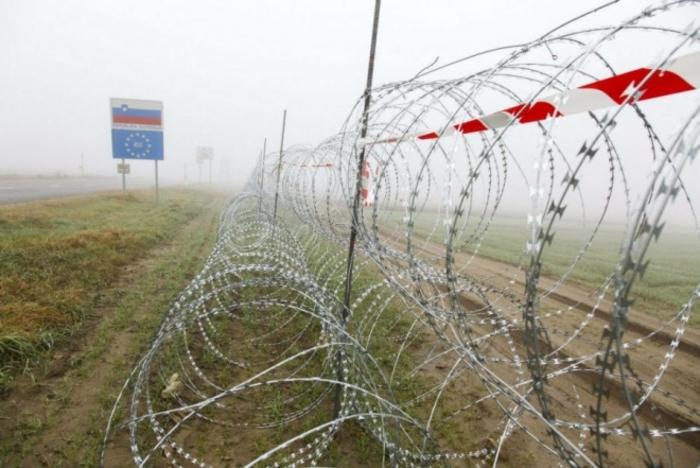 Словенија поставува нова ограда на границата со Хрватска