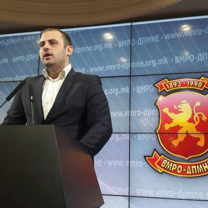 Ѓорѓиевски: Ако нешто блеска во СДСМ, тоа е криминалната кариера на овој Кики, кој вика дека не е Кики