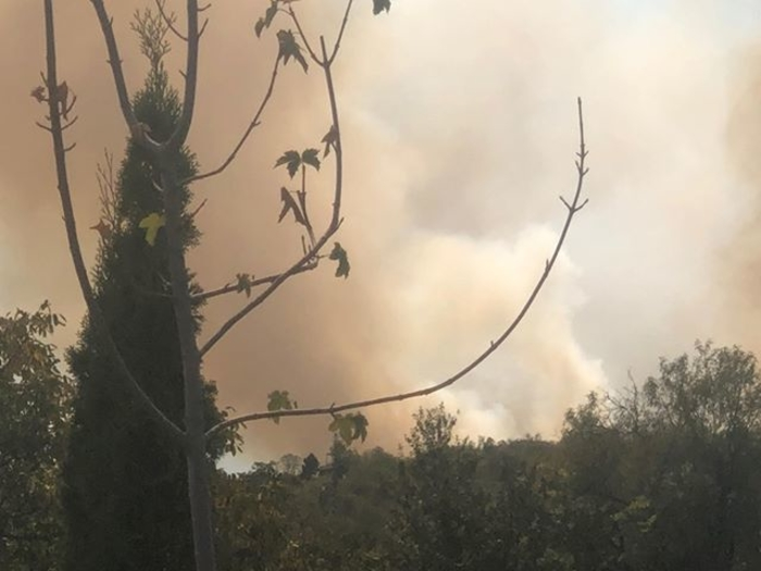 Нема активни пожари во Скопско, изгаснати пожарите кај Љубин и Кондово