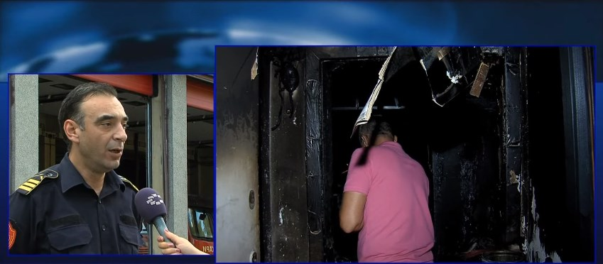 Скопските пожарникари советуваат: Како да спречите пожар во домот?